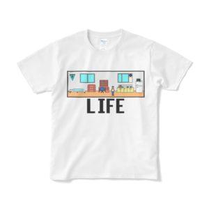 LIFE Tシャツ